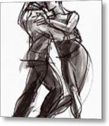 Tango #9 Metal Print