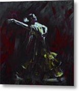Tango Dancer 03 Metal Print