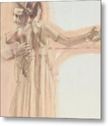 Tango Study 4 Metal Print