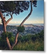 Tantalus Views Metal Print