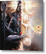 Tantric Marriage Metal Print by George Atherton