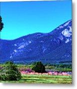 Taos Mountains Metal Print