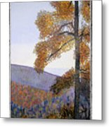 Tapestree Metal Print