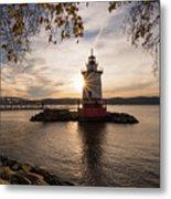 Tarrytown Lighthouse Metal Print