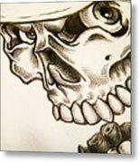 Tattoo Design Metal Print