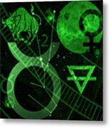 Taurus Metal Print by JP Rhea