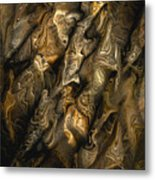 Tautological Puzzlement Metal Print