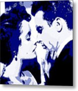 Taylor And Clift, A Place In The Sun Metal Print