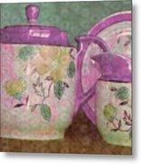 Tea Anyone Metal Print