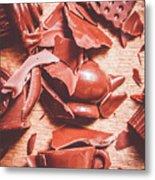 Tea Break  Metal Print