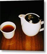 Tea-juana Metal Print