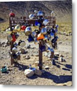 Teakettle Junction Metal Print
