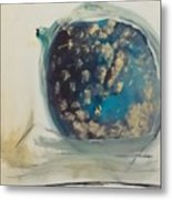 Teapot No 2 Metal Print by Gregory Dallum