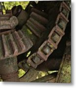 Teeth Metal Print
