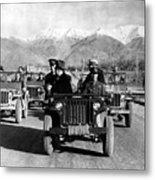 Tehran Conference, 1943 Metal Print