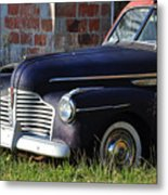 Tell Me What You See Metal Print