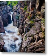 Temperance River Gorge Metal Print