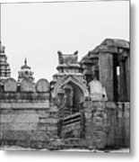Temple Architecture Metal Print