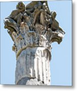 Temple Of Ceres Metal Print