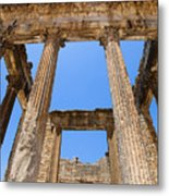 Temple Of The Capitol IIi Metal Print