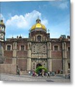 Templo Expiatorio A Cristo Rey - Mexico City Metal Print