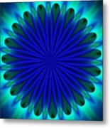 ten minute art 102610B Metal Print