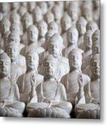 Ten Thousand Buddhas Metal Print