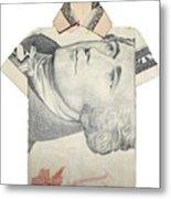 Tendollar T Shirt Metal Print by Kevin  Sherf
