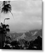 Tenerife Mountains Metal Print