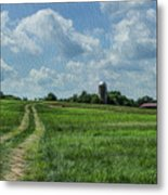 Tennessee Countryside Metal Print