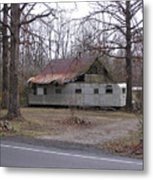 Tennessee Housetrailer Metal Print