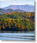 Tennessee Mountains Metal Print