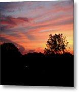 Tennessee Sunset 305 Metal Print