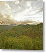 Tennessee Sunset Metal Print