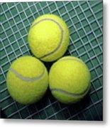 Tennis Anyone Metal Print