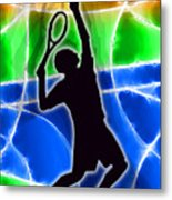 Tennis Metal Print by Stephen Younts