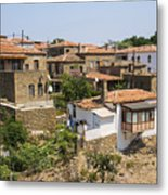 Tepekoy Village Metal Print