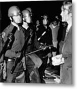 Terence Hallinan, An Activist Attorney Metal Print by Everett