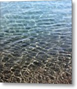 Terrace Bay Metal Print