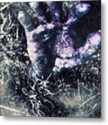 Terror From The Crypt Metal Print
