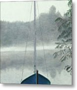Terry's Runabout Metal Print