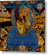 Tesserae 5 Metal Print