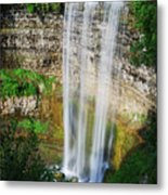 Tew's Waterfall Metal Print