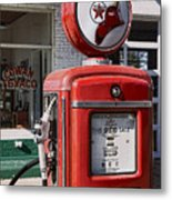 Texaco Fire-chief #1 Metal Print