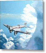 Texaco Sky Chief Metal Print