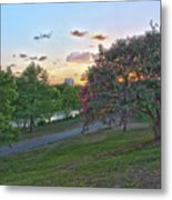 Texas Landscape5 Metal Print