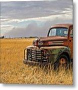 Texas Truck Ws Metal Print