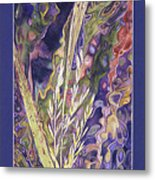 Texas Wild Rice Metal Print