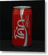 Thai Coke Metal Print
