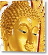 Thailand, Pathom Thani Metal Print